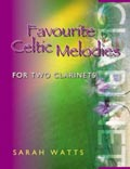 Favourite Celtic Melodies for Two Clarinets