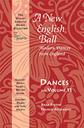 A New English Ball: Dances for Volume 11