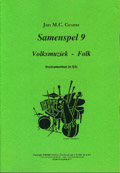 Let's play together - Samenspel, vol. 9 (Sib instr.)