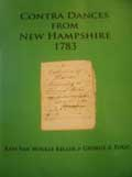 Contra Dances from New Hampshire, 1783