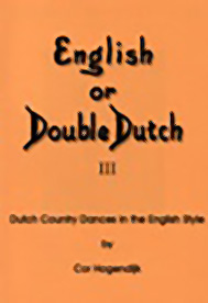English or Double Dutch -  Volume 3