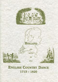 Holland as seen in the English Country Dance -  171