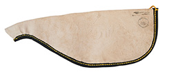 Goatskin Pipe Bag - Bennett
