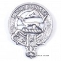 Brittany Cap Badge