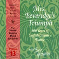 Volume 13 - Mrs Beveridge's Truimph