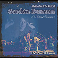 A Celebration Of The Music Of Gordon Duncan - A National Treasure (Live Concert