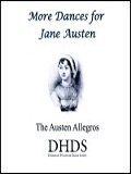 More Dances for Jane Austen (Book and CD)
