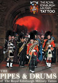 The Pipes and Drums of the Royal Edinburgh Military Tattoo  (worldwide DVD)