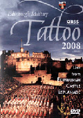 The Edinburgh Military Tattoo 2008 (DVD)