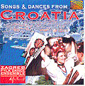 Songs And Dances From Croatia