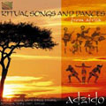 Ritual Songs and Dances from Africa - 2CD