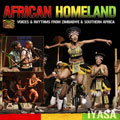 African Homeland - Voices & Rhythms from Zimbabwe & Southern Africa