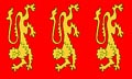 King Richard 1st 5'x3' Flag