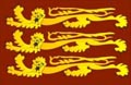 Richard the Lionheart 5'x3' Flag