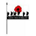 Lest We Forget Flag - 18