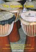 The Djembe Guide Book & CD - Ianto Thornber