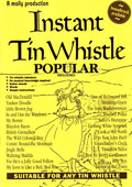 Instant Tin Whistle - Popular (Book + CD)