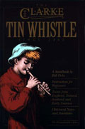 The Clarke Tin Whistle Book & CD