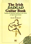 The Irish DADGAD Book - Sarah McQuaid