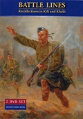 Battle Lines - Recollections In Kilt And Khaki (DVD)