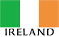Ireland - Tricolour Sticker