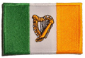 Irish Flag Patch