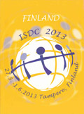 DVD ISDC 2013 Tampere / Finnland