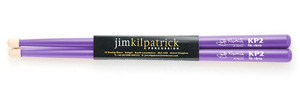 Jim Kilpatrick Signature KP2 Snare Stick (Purple)