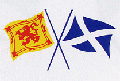 Scotland - Lion / Saltire
