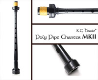 R.G. Hardie MKII Plastic Pipe Chanter