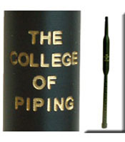 College of Piping - Practice Chanter