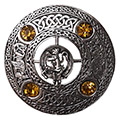 Clan Crest Brooch
