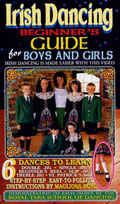 Beginner's Guide to Irish Dancing for Boys and Girls -  DVD