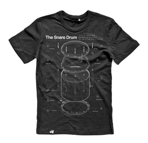 T-Shirt - The Snare Drum